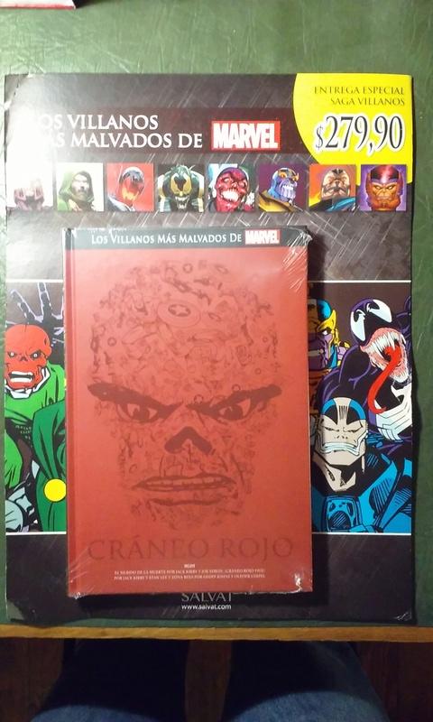 48 - [Marvel - Salvat] Colección Los Héroes Más Poderosos de Marvel - Página 30 20170910