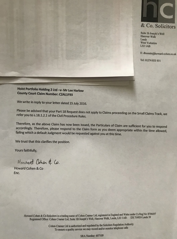 Please help – Just received my first ever solicitor's letter - Page 3 Bffcc910