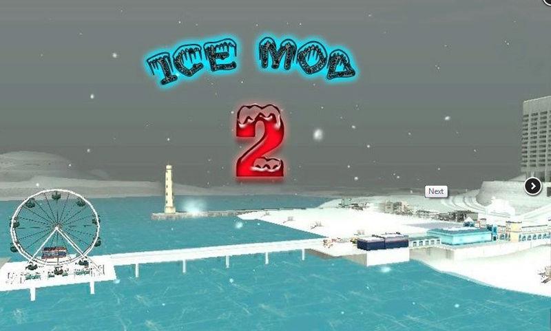 Iсe Mod 2 for GTA San Andreas 3111
