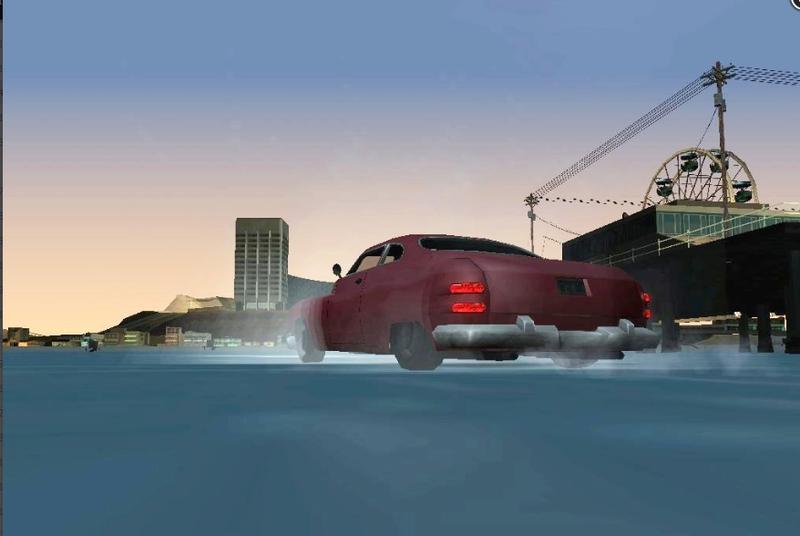 Iсe Mod 2 for GTA San Andreas 3210