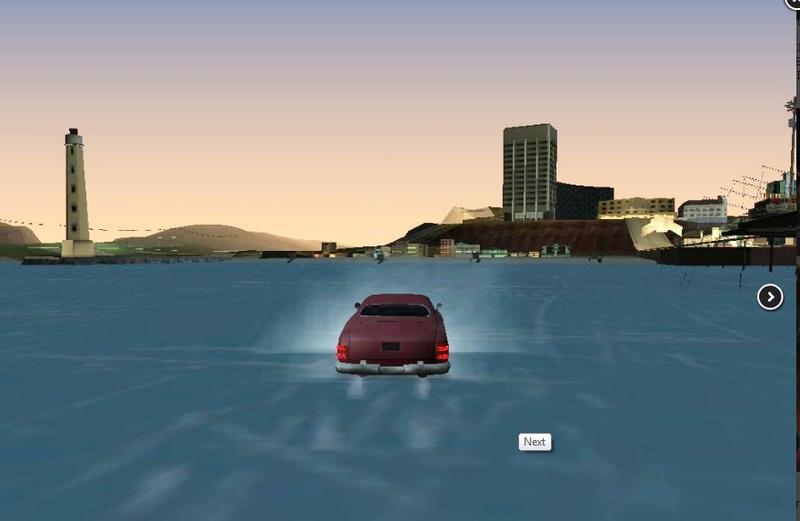 Iсe Mod 2 for GTA San Andreas 3310