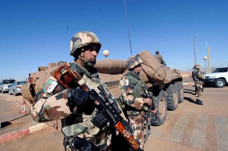 """لجيش الجزائري: أعداؤنا فشلوا فشلا ذريعا في توظيف """"جرثومة الإرهاب"""" ضدنا 62683710"""