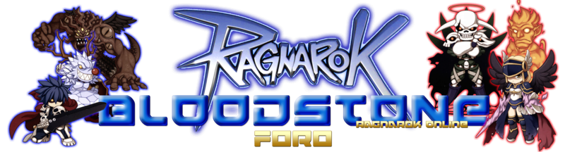 Bloodstone RO - FORO