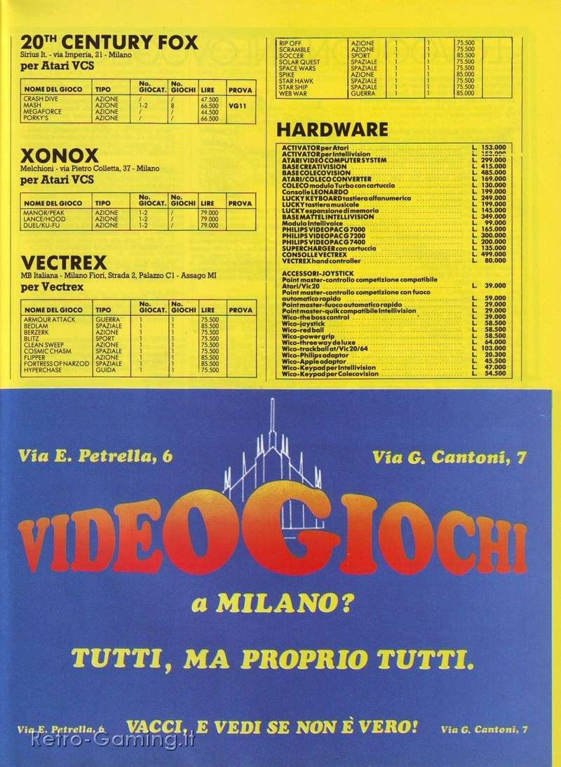 Greetings from Italy Videog12