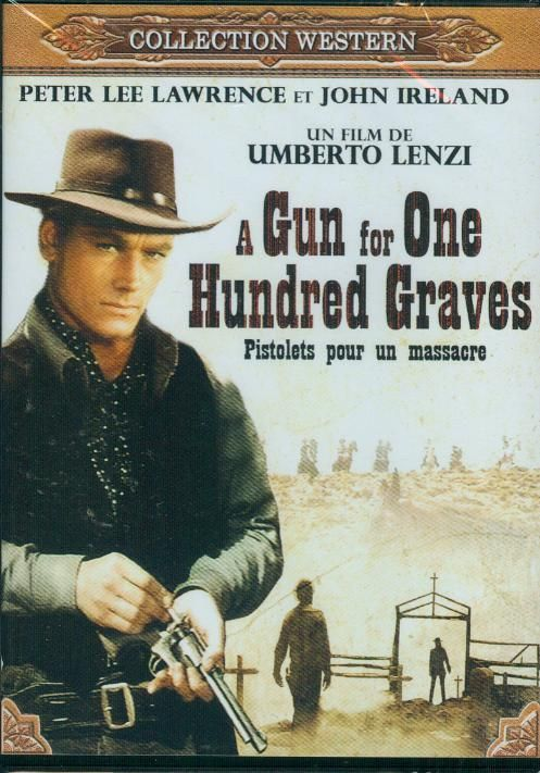 Pistolets pour un massacre - La malle de San Antonio - Una pistola per cento bare  - 1968 - Umberto Lenzi One10