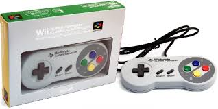 Manette SNES pour Wii - Club Nintendo Tylych10