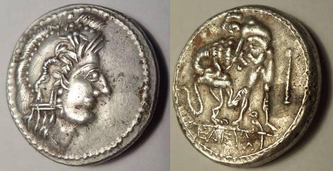 Monnaie tétradrachme de Lykkeios ??? Monnai12