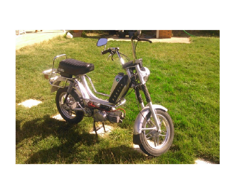 Vendo Puch Automatic X40 Puch_110