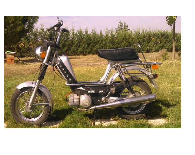 Vendo Puch Automatic X40 Puch_310