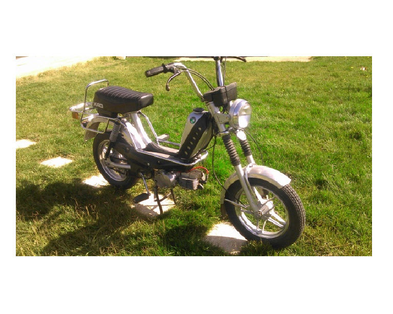 Vendo Puch Automatic X40 Puch_410