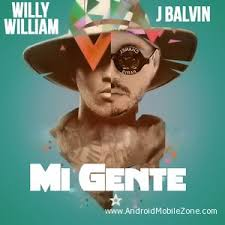 J Balvin And Willy William-Mi Gente (Feat. Beyoncé) Index13