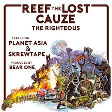 Reef The Lost Cauze-The Righteous (Feat. Planet Asia And Skrewtape) Index20