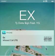 Ty dolla sign Feat YG-Ex Index25