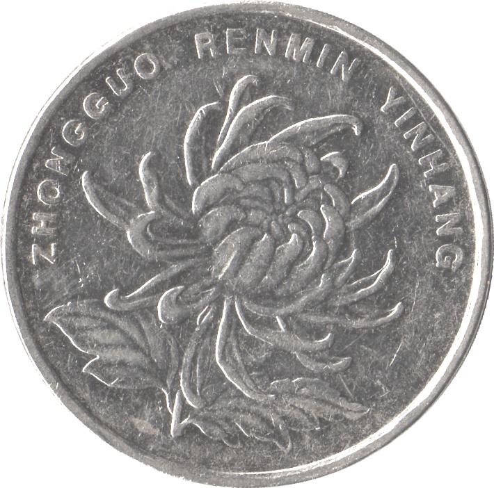 Jiao y yuan chino (renminbi) G1810