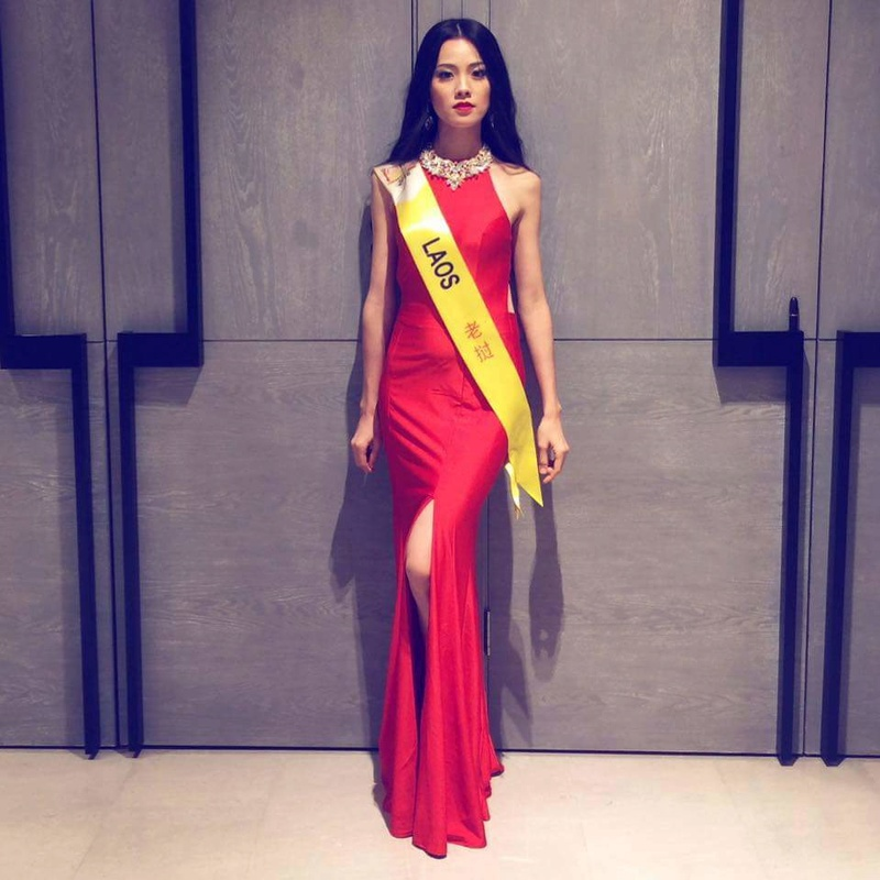 2017 | Miss Global |Laos | Varissara May Tangsouvanh 15401010