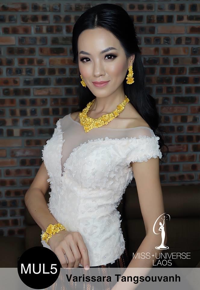 2017 | Miss Global |Laos | Varissara May Tangsouvanh 62evn210