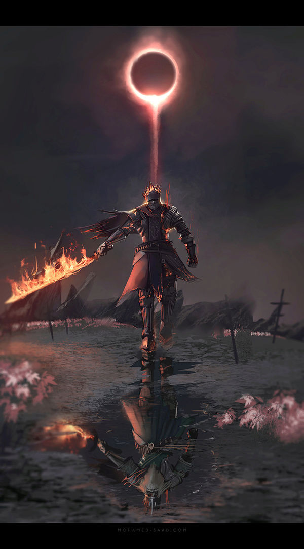 If you were a boss from Dark Souls....who would you be? Vws9xx10