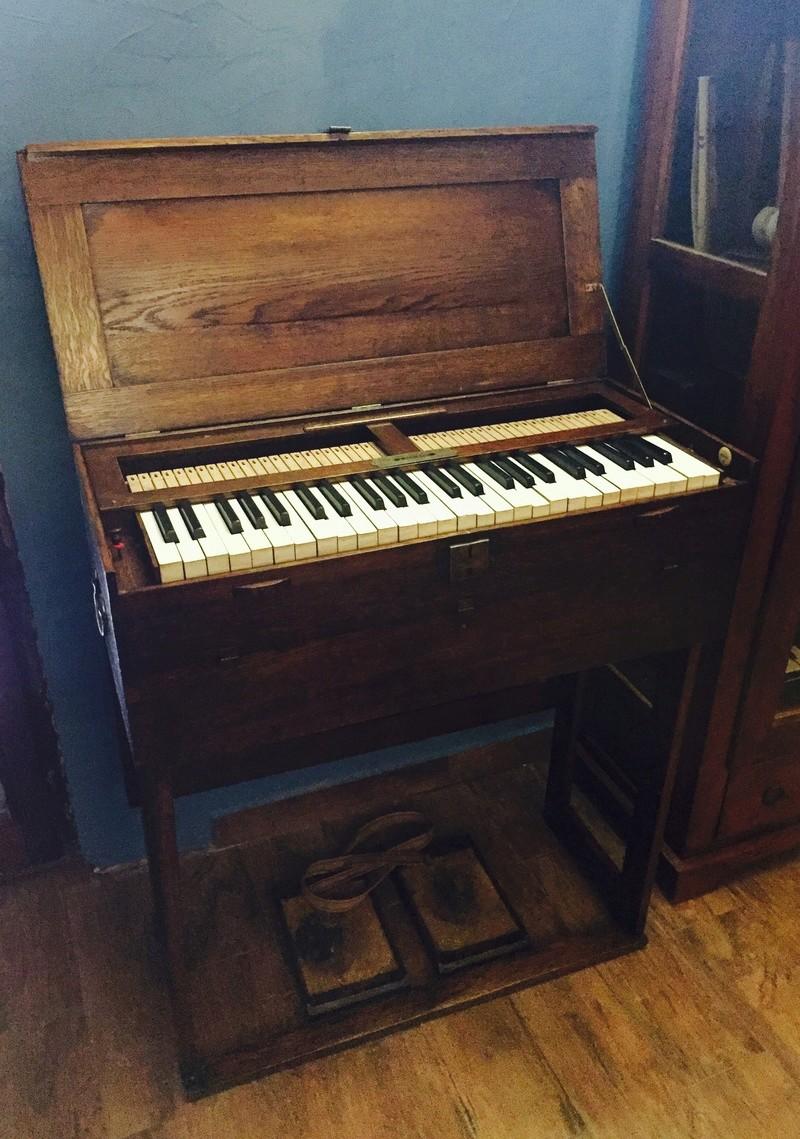 Harmonium pliant J.GEBHARDT A1e5d010