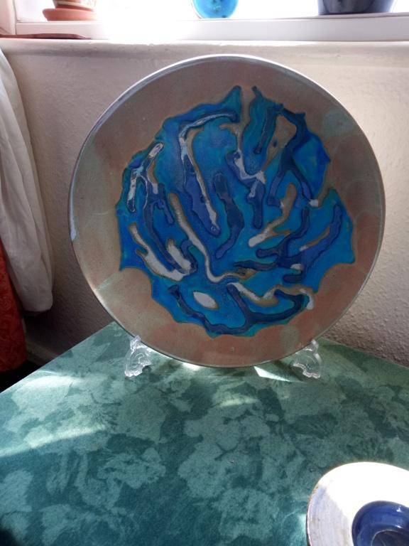 Large signed studio bowl 15943811