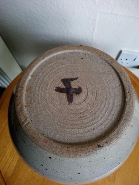 Bernard Forrester ? Stoneware vase for ID Img_2094