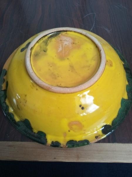 Earthenware bowl Img_2181