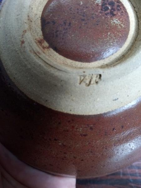 Studio bowl for ID, VJP mark  Img_2440