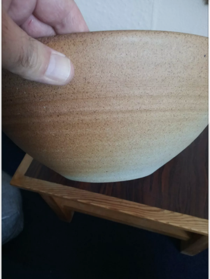 Is this wood fired stoneware? Screen17