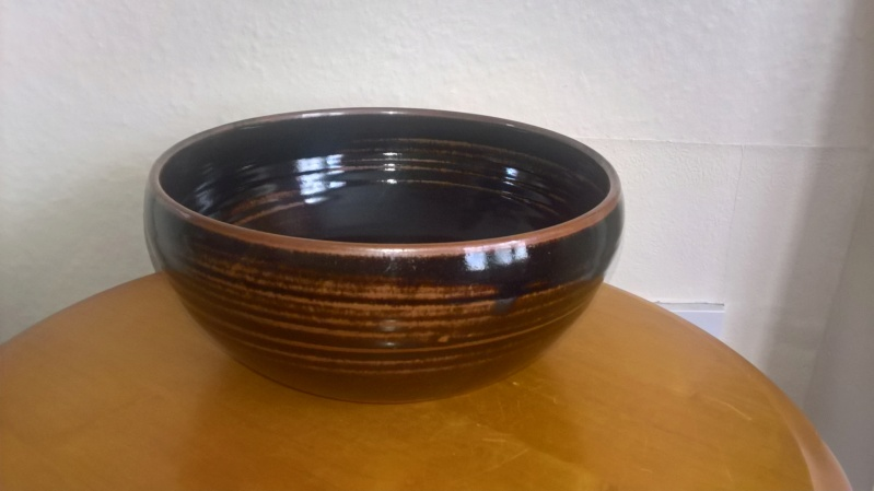 Tenmoku bowl by Winchcombe pottery Wp_20130
