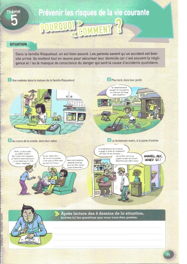 Thème 5 : Prévenir les risques de la vie courante Img01410