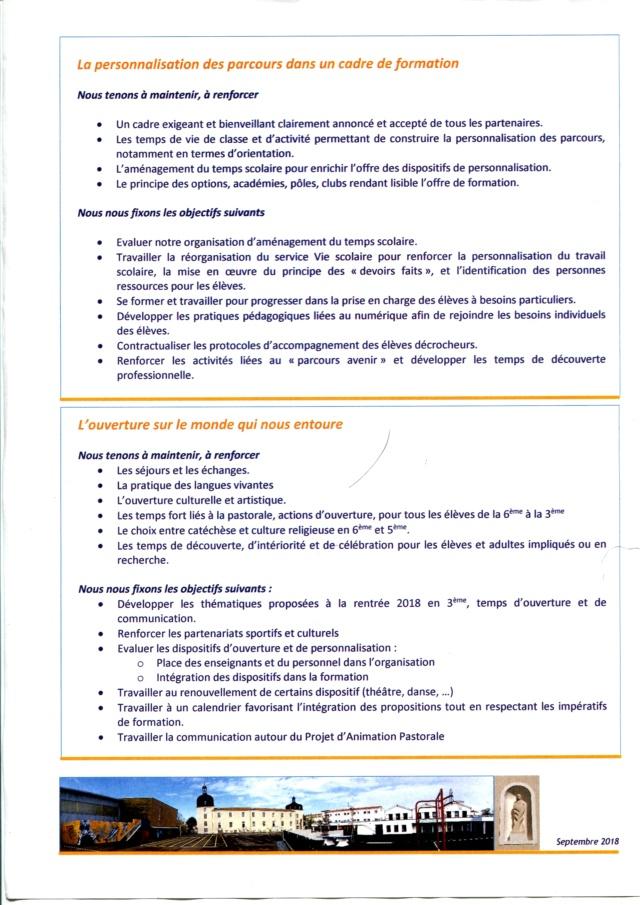 Le projet d'établissement Img01811