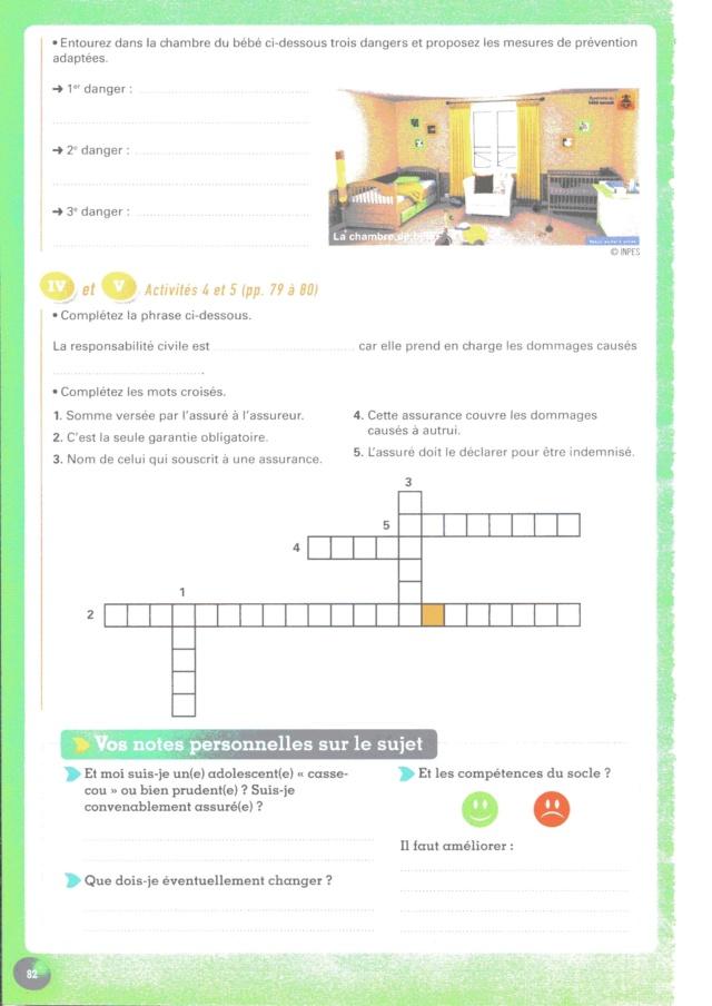 Thème 5 : Prévenir les risques de la vie courante Img02510
