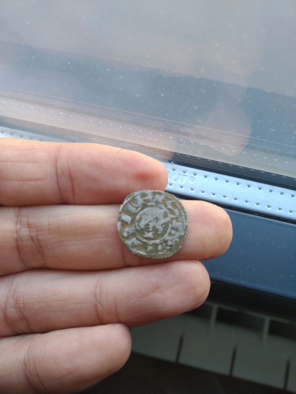 """Dinero pepión de Alfonso VIII tipo """"biempeinao"""" 15511614"""
