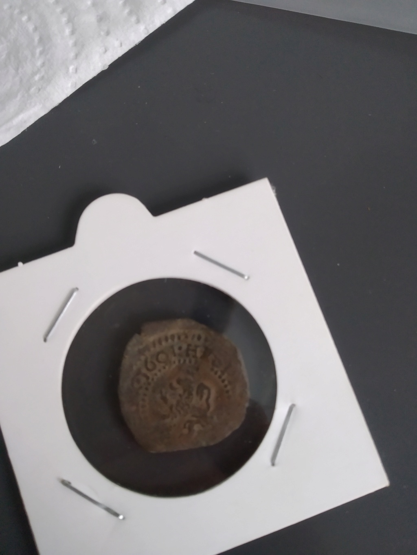 2 maravedís Felipe III (1601 Cuenca)  15586010