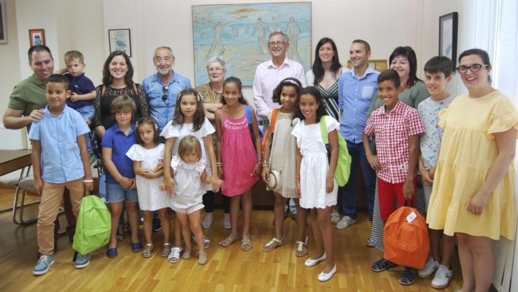 [CUP] Jaume Cabrera i Grinyó visita un centro escolar en la Plana de Vic Cup_ni10