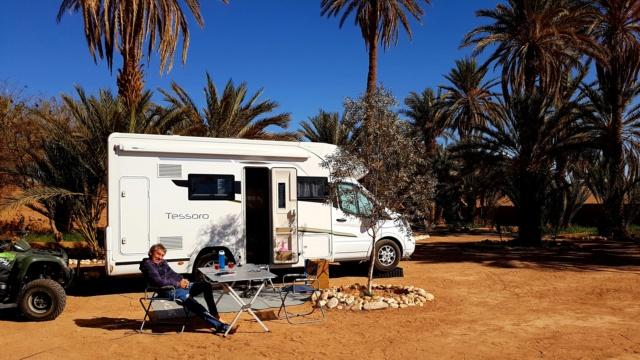[Maroc Camp/Dernières nouvelles] carrefour des nomades , Ouled Driss  20190124