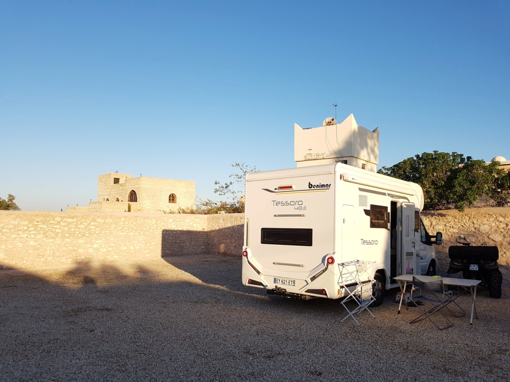 [Maroc Camp/Services] Dar El Bernicha , Essaouira 20200112
