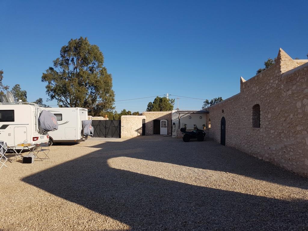 [Maroc Camp/Services] Dar El Bernicha , Essaouira 20200113