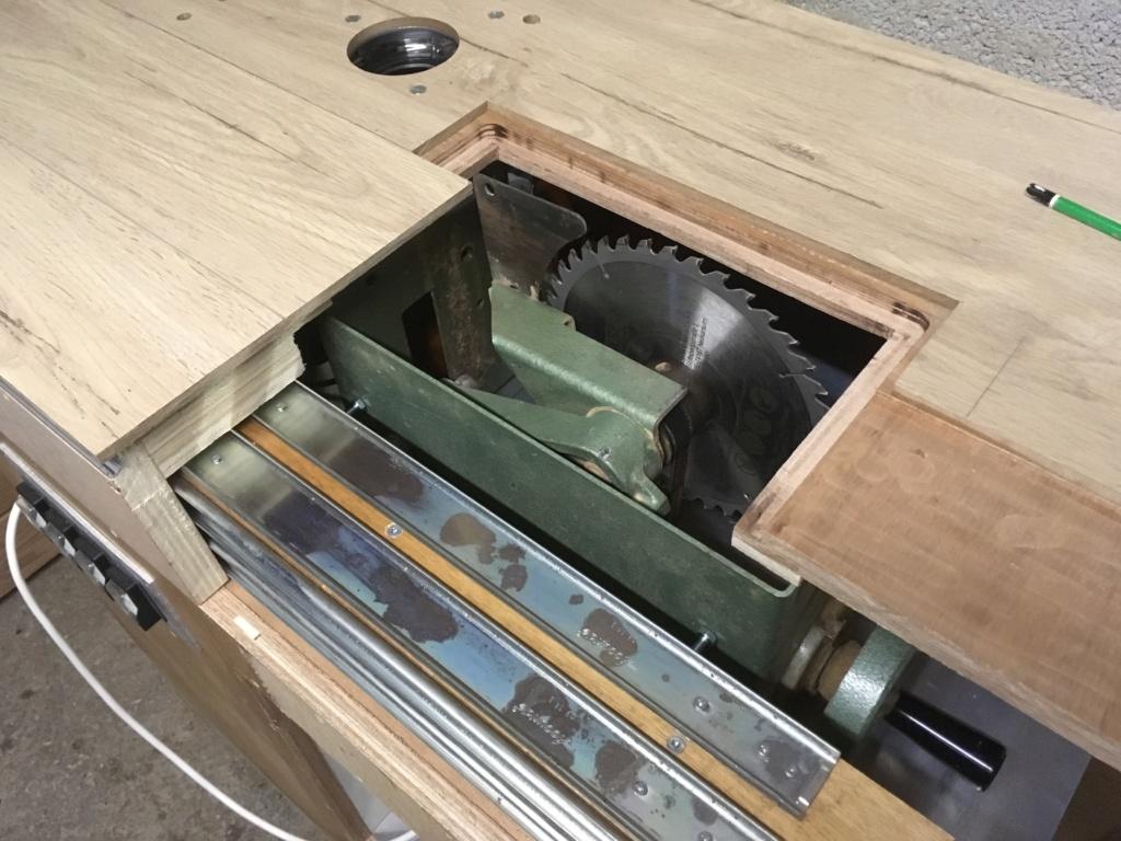 Conception et fabrication d'une mini combinée à bois - Page 2 Img_1836