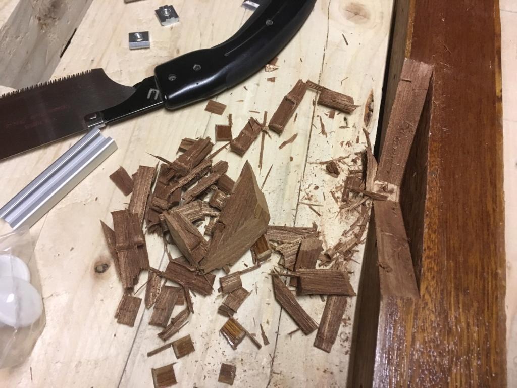 Conception et fabrication d'une mini combinée à bois - Page 2 Img_2018