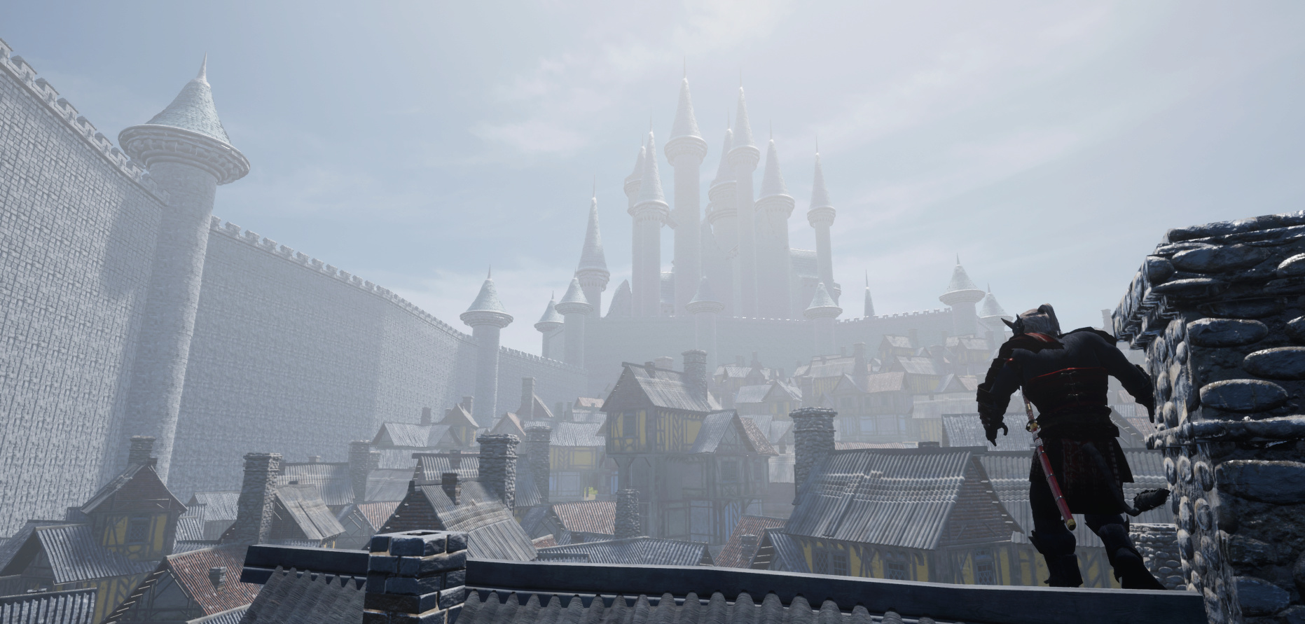 Sanctum : Le jeu vidéo & Projet Kanak Citade10
