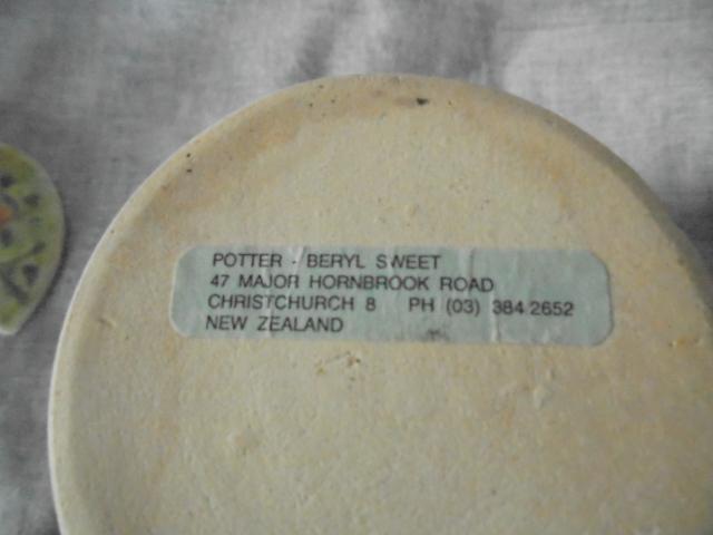 Beryl Sweet - Lidded pot Dsc03912