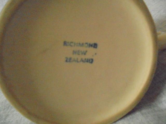 Richmond Stoneware - Casserole dish Dsc04029