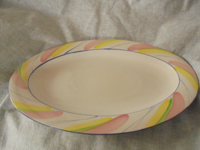 plate - Temuka bowl - for gallery Dsc04712