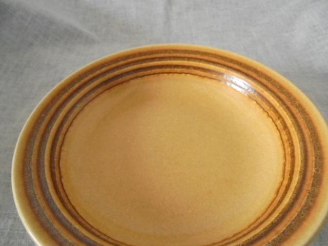 Crown Lynn cup, wine jug and sips, lidded pot Dsc05018
