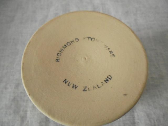 Richmond Stoneware - Casserole dish Dsc05411