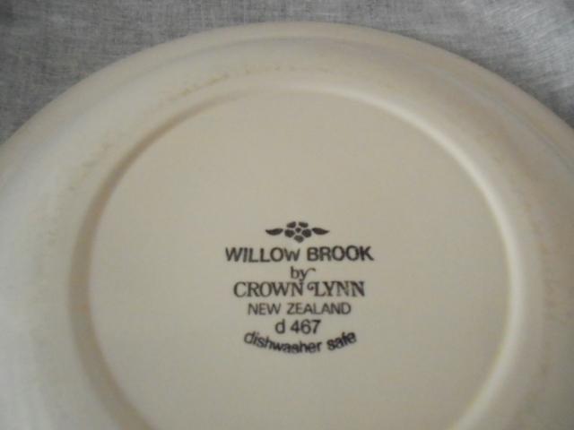 Spaghetti jar and Crown Lynn Dsc06514