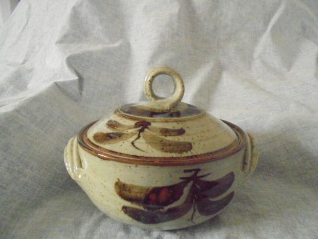 Spaghetti jar and Crown Lynn Dsc06622