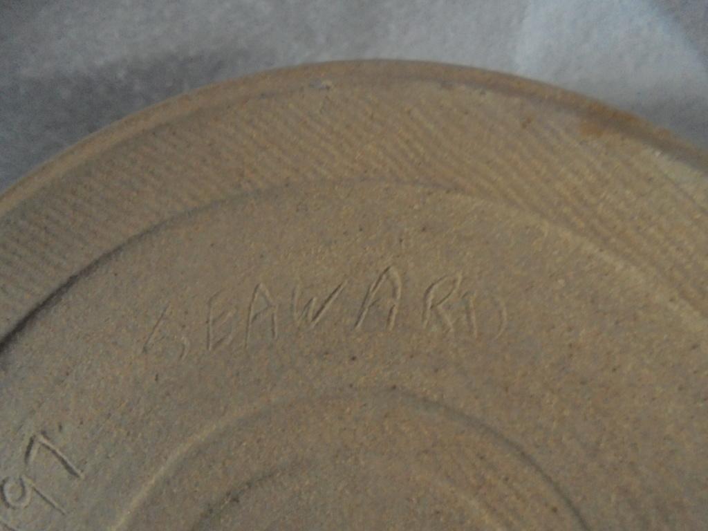 Seaward Pottery ~ Juanita Edelmann mark Dsc07218