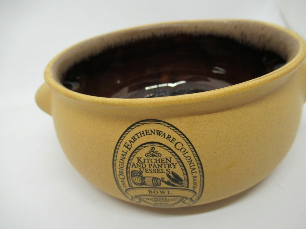 Stewart Potteries Ltd Colonial Range Coffee caddy Img_1919