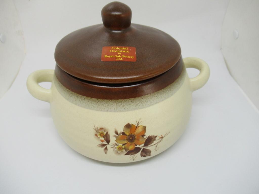 Royal Oak - Small bowl Img_2213